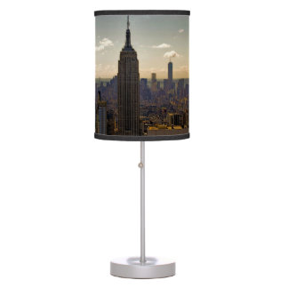 Empire State Building Photo in NYC Lamp