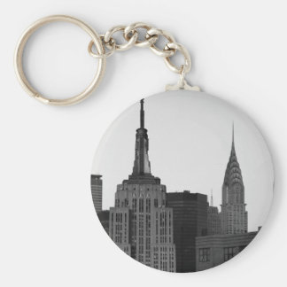 Empire State Building Photo Key Chains