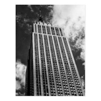 Empire State Building Photo, New York City Postcard
