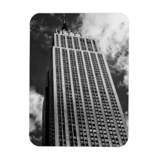 Empire State Building Photo, New York City Vinyl Magnets