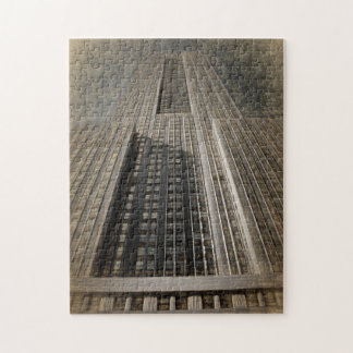 Empire State Building Photo Puzzle