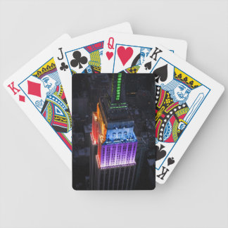 Empire State Building Playing Cards