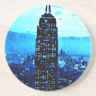 Empire State Building Posavaso Para Bebida