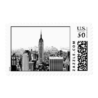 Empire State Building Postage