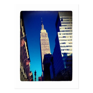 Empire State Building Postcards