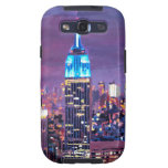 Empire State Building que siente como un gigante a Galaxy S3 Protector