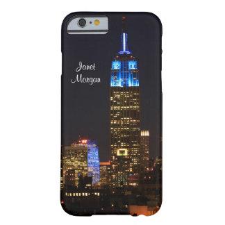 Empire State Building roca 30 en el azul para el
