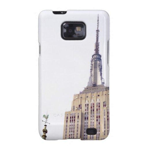Empire State Building Samsung Galaxy S2 Carcasa