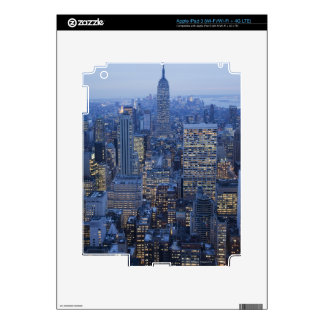 Empire State Building iPad 3 Skins