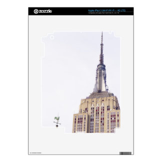 Empire State Building Skin For iPad 3