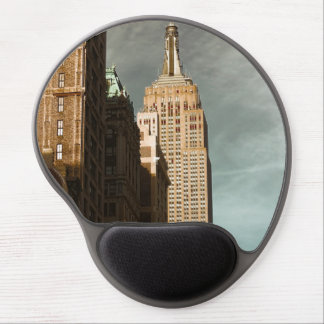 Empire State Building Skyscraper Photo Gel Mouse Pads