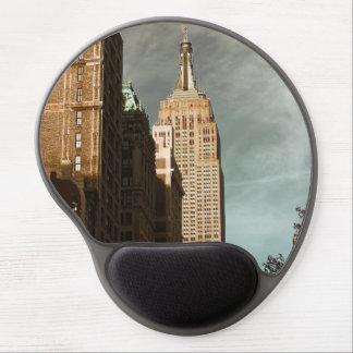 Empire State Building Skyscraper Photo Gel Mouse Mat