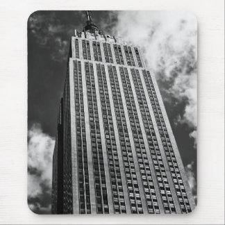 Empire State Building Skyscraper Photo Mouse Pad