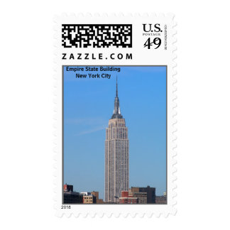 Empire State Building Stamp