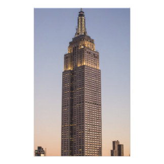 Empire State Building Stationery