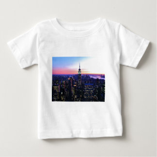 Empire State Building: Sunset T-shirts
