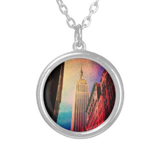 Empire State Building - Surreal - New York City Necklaces