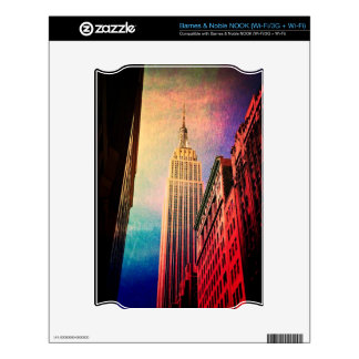 Empire State Building - Surreal - New York City Decal For The NOOK