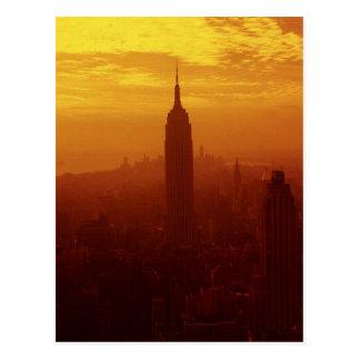 Empire State Building Tarjetas Postales