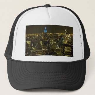Empire state building! trucker hat
