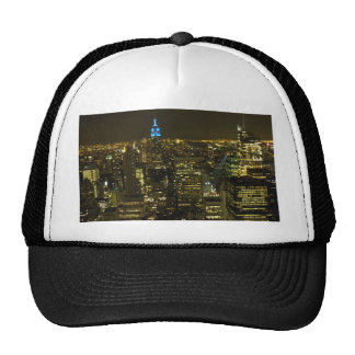 Empire state building! trucker hat