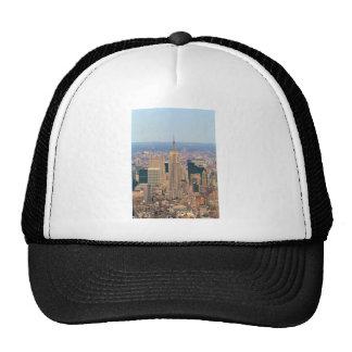 Empire State Building Trucker Hat