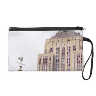 Empire State Building Wristlet Clutch