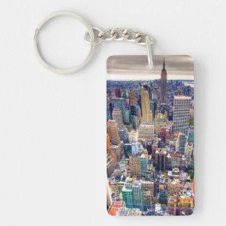 Empire State Building y Midtown Manhattan Llavero