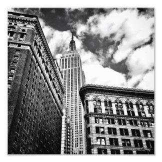 Empire State Building y rascacielos Fotografías