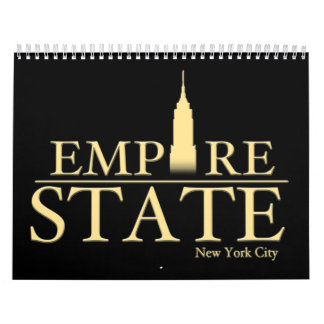 Empire State Calender Calendar