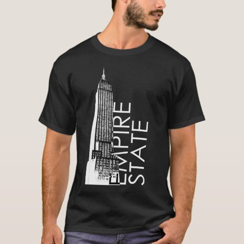 Empire State Dark T_Shirt