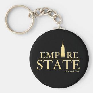 Empire State Keychain