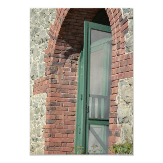 Empire State Mine Park Side Door Card
