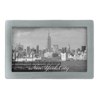Empire State New York City Belt Buckle