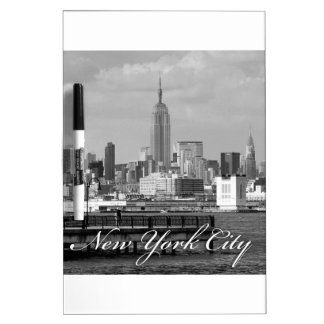 Empire State New York City Dry-Erase Board
