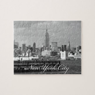 Empire State New York City Jigsaw Puzzle