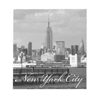 Empire State New York City Memo Pads