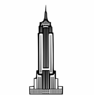 EMPIRE STATE CUT OUT