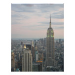 "Empire State Twilight 8.5"" X 11"" Flyer"