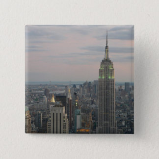 Empire State Twilight Button
