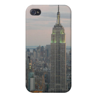 Empire State Twilight iPhone 4 Cover