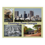 Emplazamientos turísticos Georgia Postal