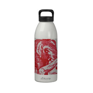 Empleo de 1943 japoneses del sello de Birmania Botella De Agua Reutilizable