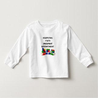 Empleo: Diversión S de la juventud… Camisas