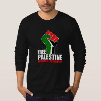 Empleo israelí del final libre de Palestina, Camisas
