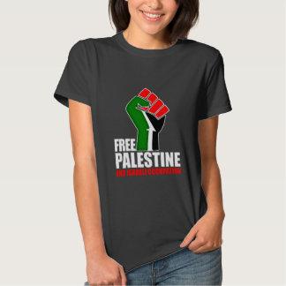 Empleo israelí del final libre de Palestina, Poleras