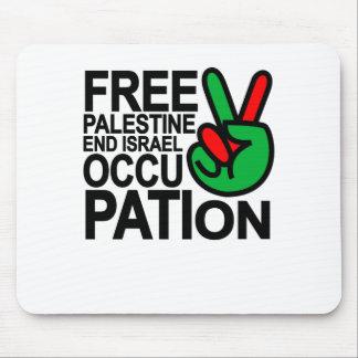 Empleo israelí T-Shirts.png del final libre de Tapete De Ratones