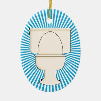 Empleos - fontanero - SRF Adorno Ovalado De Cerámica