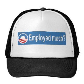 Employed Much? Trucker Hat