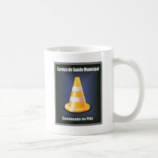 Employed of the month coffee mug